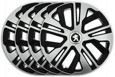 HUBCAPS 15 fit to PEUGEOT 207SW 307 308 806 Expert RVM