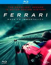 FERRARI - THE RACE TO IMMORTALITY (BLURAY) - Latest Release