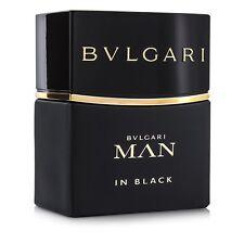 NEW Bvlgari In Black EDP Spray (Unboxed) 30ml Perfume
