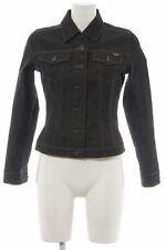 MEXX Jeansjacke dunkelblau Casual-Look Damen Gr. DE 34 Jacke Jacket Denim Jacket
