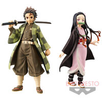 Banpresto Demon Slayer Kimetsu no Yaiba Nezuko & Tanjiro vol.2 figure F/S NEW