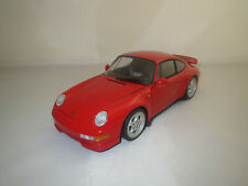 UT Models  Porsche  911  Carrera  RS  Typ  993  (rot) 1:18  ohne Verpackung !