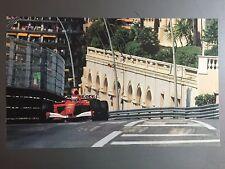 2002 Rubens Barrichello's Ferrari Formula 1 Print, Picture, Poster RARE! Awesome