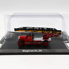 Atlas 1/72 Magirus DL 26 Fire Engine Diecast Models Limited Edition Collection