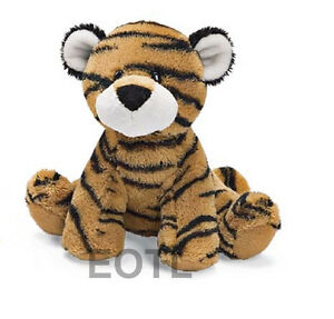 NEW PLUSH SOFT TOY GUND 20249 TIGER Jungle Animal Chatter with Sound