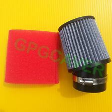 "Clone Gx200 Briggs Go Kart Racing 4"" Angled air filter cleaner foam prefilter"