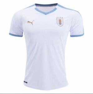 URUGUAY 19/20 Official Replica Away Jersey Puma Shirt sz Large
