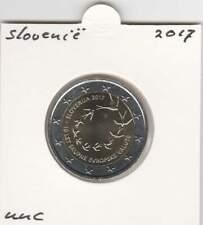 Slovenië 2 euro 2017 UNC : Euro 10 Jaar