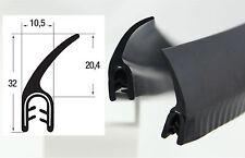 DF5 Kantenschutzprofil Klemmprofil Dichtlippe Gummi Profil Kofferraumdichtung