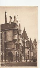 BF19383 london law courts united kingdom front/back image