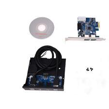 Scheda Espansione USB 3,0 PCI Express PCI-E 2 Porte 5Gbps I7B0