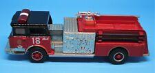 CORGI CHICAGO FIRE DEPT. MACK CF ENGINE 18