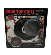 Cook top grill Conversion Grill Top for Multi-Fuel/Portable Cooktop Ranges
