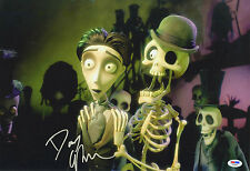 Danny Elfman SIGNED 12x18 Photo Composer Frankenweenie PSA/DNA AUTOGRAPHED