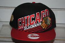 CHICAGO BLACKHAWKS New Era Snapback cap hat Still Anglin style green undervisor