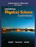 Laboratory Manual for Conceptual Physical Science Explorations by Paul G....