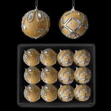 Adornos de color principal oro para árbol de Navidad