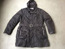 Peuterey ARROW Daunen-Parka Mantel Jacke. Gr. XL Ca. 50-52 Anthrazit.