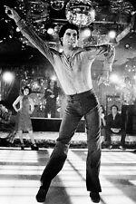 John Travolta As Tony Manero Saturday Night Fever 11x17 Mini Poster Full Length