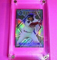 1995 Topps Finest Refractor #132 John Kruk Phillies Baseball Card.