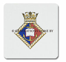 EDINBURGH UNIVERSITY ROYAL NAVAL UNIT COASTER