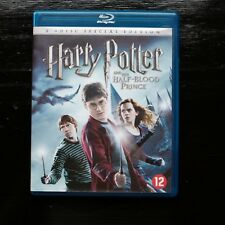 HARRY POTTER AND THE HALF-BLOOD PRINCE  - BLU-RAY - 2-DISC - SPECIAL EDITION