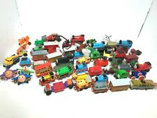 Thomas The Train Metal / Wood Giant Mixed Figure Lot - Bob the Builder