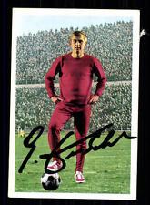 Gerhard Kentschke 1 FC Kaiserslautern 1968-69 Bergmann SB  Original Signiert