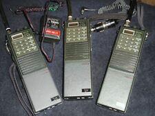 3 ICOM VHF RADIO TELEPHONES