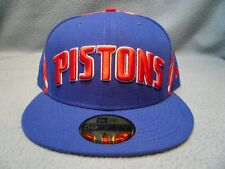 size 40 db87e c47b1 Era 59fifty Detroit Pistons Nights Collection 7 1 2 Fitted Cap Hat