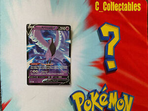 Pokemon Card Galarian Articuno V 058/198 Chilling Reign Pack Fresh