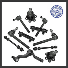 Steering Tie Rods Ball Joint Pitman Idler For 4WD Chevy Truck K2500 K1500 88-92