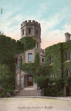 The Head-Master's House - RUGBY SCHOOL Unused Original Postcard (SC87)