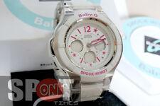 Casio Baby-G Alarm World Time Sports Ladies Watch BGA-120C-7B2