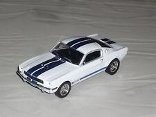 New 1:43 Ixo Ford Mustang V8 Shelby GT350 n GT GT40 Cobra GT500 White Roush