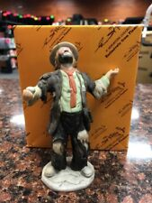 "Emmett Kelly Jr. Miniature Figurine 10006 ""The Balancing Act"" from Flambro"