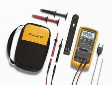 Fluke 87ve2 Industrial True Rms Digital Multimeter Combo Kit W Temperature New