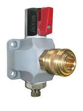 Druckluftverteiler EVVA 15-1, 1-fach Wandverteilerdose Luftweiche Druckluftdose
