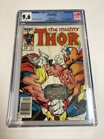 Thor (1983) #338 (CGC 9.6 WP) 2nd App Beta Ray Bill |Canadian Price Variant CPV