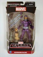 Hasbro Marvel Legends Infinite Avenging Allies Marvel's Machine Man Figure