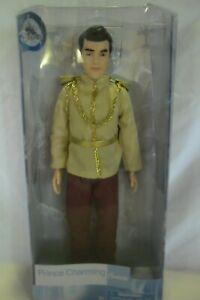 DISNEY Prince Charming Classic Doll (RARE)