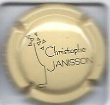 Capsule de champagne Janisson Christophe N°9