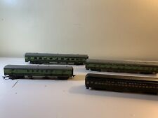 ho scale passenger cars lot