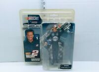 NASCAR RUSTY WALLACE Series 1 Action Figure McFarlane Toys NIP 2003