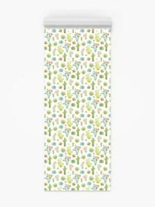 Cactus And Succulents Pattern Yoga Mat Unisex's -Image by Shutterstock
