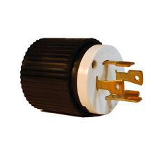 L14-30P Locking Male Plug 125/250V - UL APPROVED