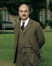 David HAIG SIGNED Autograph Photo AFTAL COA My Boy Jack Rudyard Kipling Poem