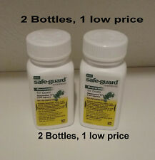 New listing Safeguard 2 Pack 125ml Goat Dewormer Free Shipping