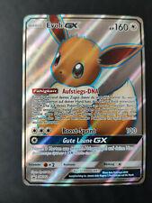 Evoli GX HOLO | SM240 | Promo | Pokemon Karte DE M/NM