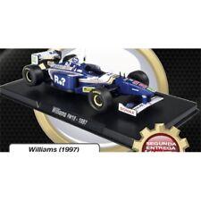 Editorial Sol90 Williams FW19 Jacques Villeneuve leyendas de la fórmula uno 1:43